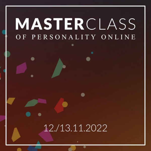 Masterclass of Personality - Online
