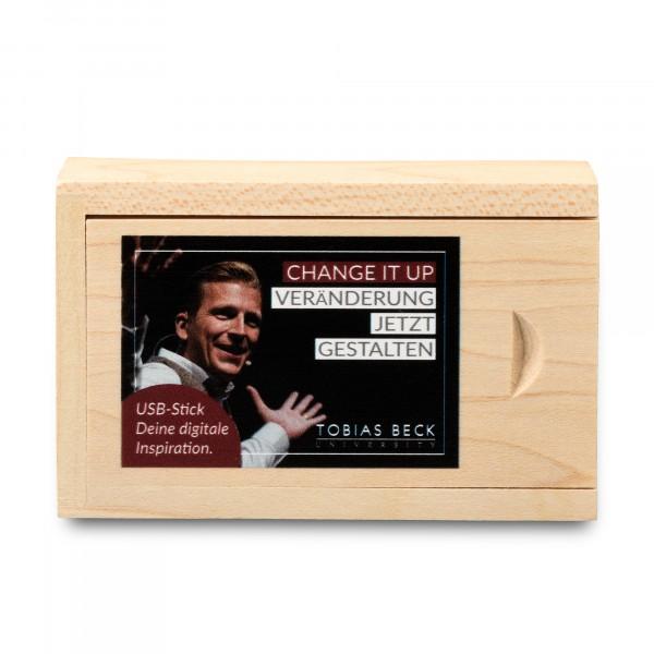 Change It Up - Veränderung Jetzt Gestalten USB