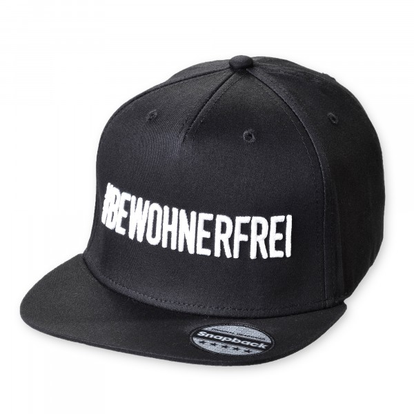 Original Cap #BEWOHNERFREI