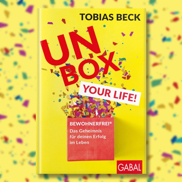 Unbox your Life Buch
