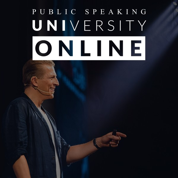 PUBLIC SPEAKING UNIVERSITY ONLINE