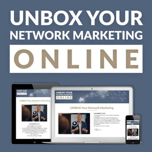 Unbox Your Network Marketing Online