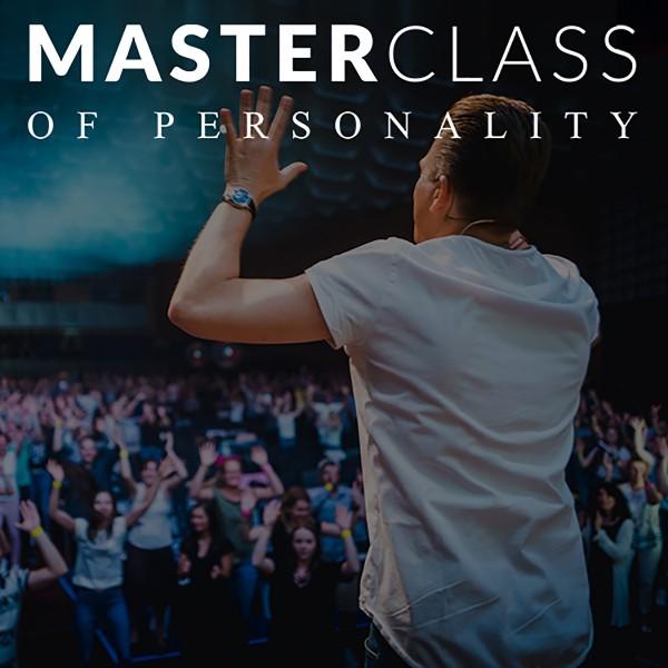 Masterclass of Personaliy Diamant UPGRADE - Ticket