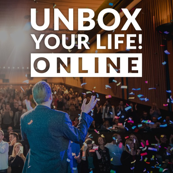 Unbox Your Life Online Video Kurs