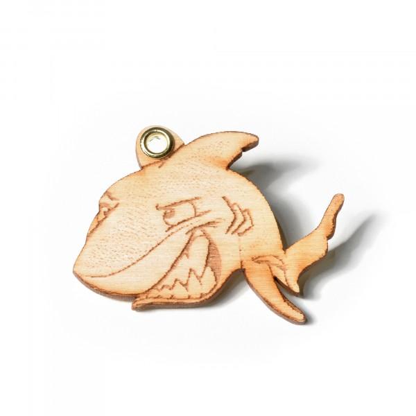 Schlüsselanhänger: Hai