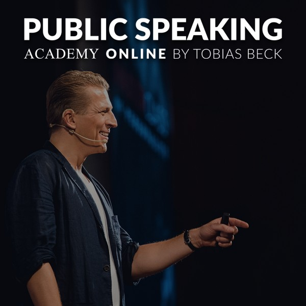 PUBLIC SPEAKING ACADEMY ONLINE
