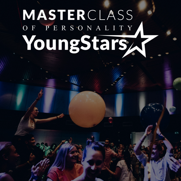 Masterclass of Personality Youngstars